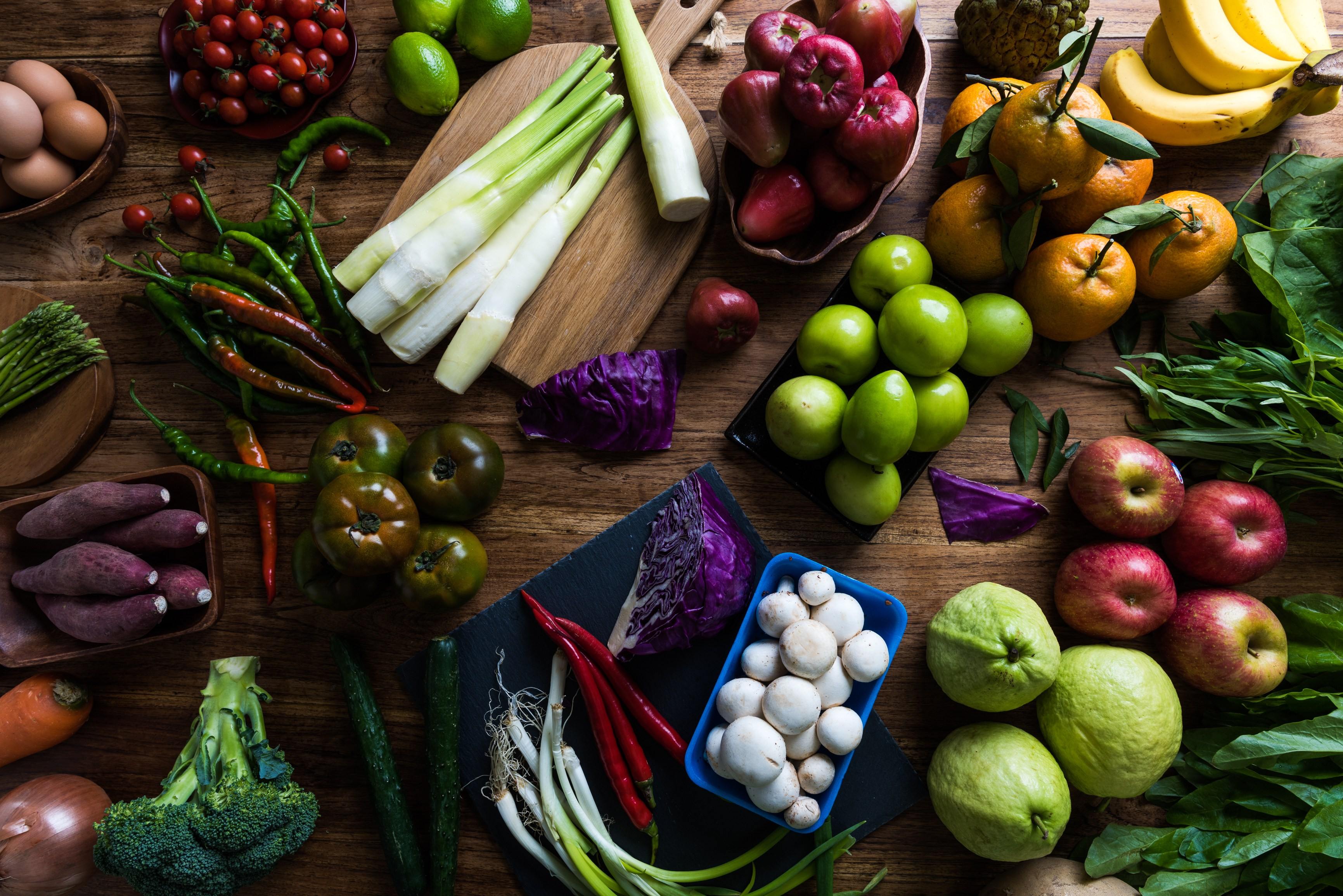 Spring Cleaning Rules for Healthy Eating